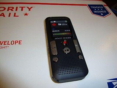 Philips Voice Tracer Audio Digital Recorder Dictaphone USB DVT2710 Unit NO BOX