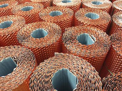 Anti Moos, Moos Stop, selbstklebend, Kupferband, Dachreinigung 150 mm