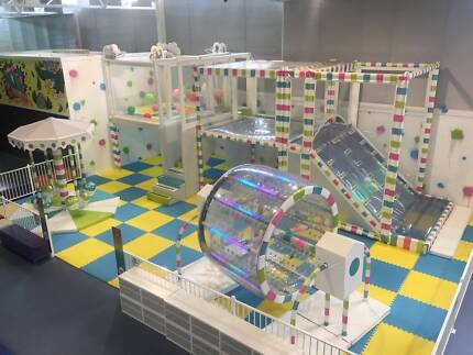 indoor soft play system
