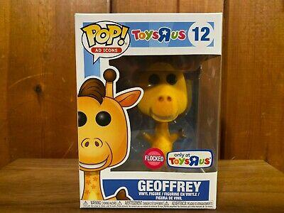 Funko POP Toys R Us 12 Flocked Exclusive Goeffrey in Soft Case