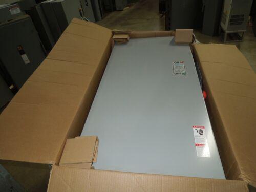 Siemens Hf365na Heavy Duty Safety Switch 400a 3ph 3w 600v Nema 1 Indoor Surplus