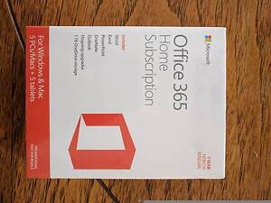 Microsoft Office 365 Home Subscription Fig Tree Pocket Brisbane North West Preview