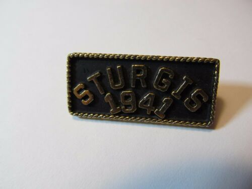1941 STURGIS Motorcycle Rally Pin