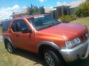 2000 Holden Frontera Wagon Banyo Brisbane North East Preview