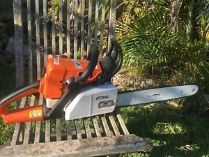 Stihl Chainsaw MS 180/C 40cm/16   Garden Tools   Gumtree