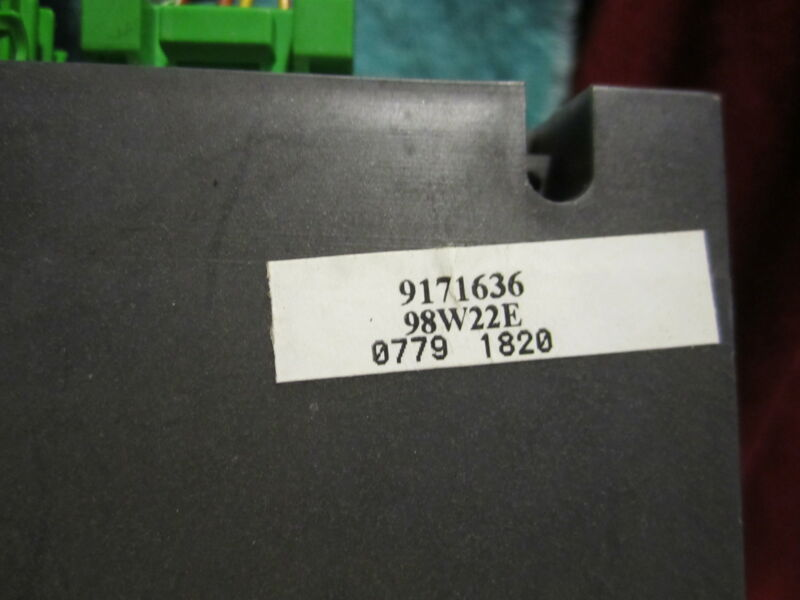 SHIPS SAME DAY! Volvo 9171636 Climate Control Module S70 V70       60 DAY RETURN