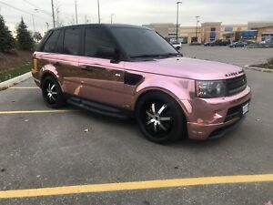 Range Rover Sport Supercharged 1 :1 in Canada