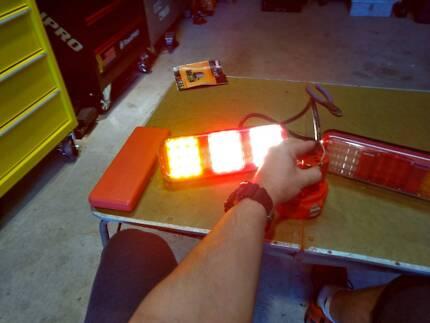 Narva LED tail lights - 94210 LED combination lamp