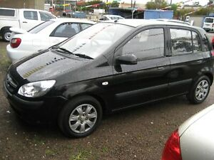 2008 HYUNDAI Getz S Mitchell Gungahlin Area Preview
