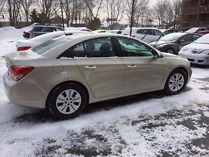 2015 Chevy Cruze - 1584 Kms-Brand New Condition!  Lease Takeover