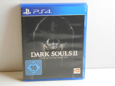 Dark Souls II - Scholar of the First Sin für Playstation 4 / PS4 comprar usado  Enviando para Brazil
