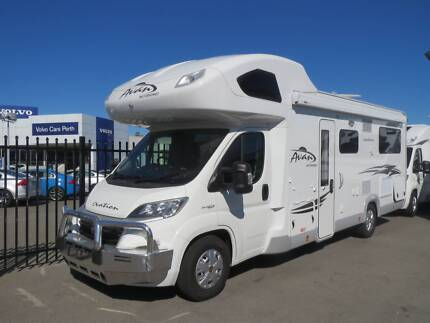 2018 Avan Ovation M6 C-Class Loaded with extras Osborne Park Stirling Area Preview