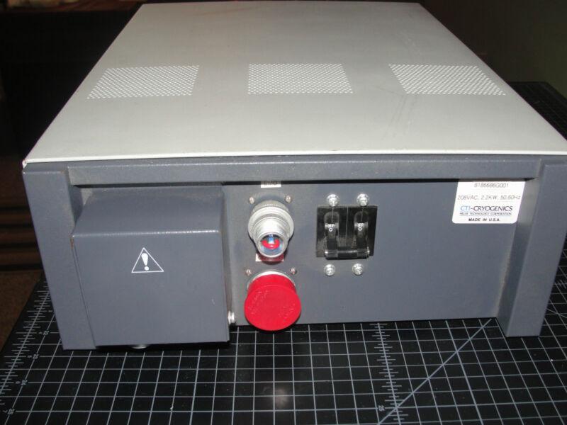 CTI-Cryogenics 8186686G001 Process/Pump Controller
