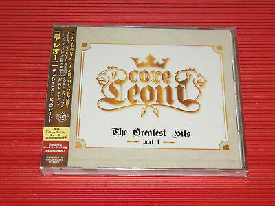 2018 CORELEONI The Greatest Hits Part 1 with Bonus Track Gotthard JAPAN CD