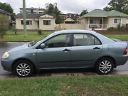 Toyota Corolla with 11 months rego and full logbooks Mount Druitt Blacktown Area Preview