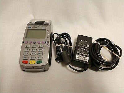 Verifone Vx 520 Dual Com 160 Mb Credit Card Machine