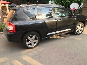 2009 Jeep Compass Limited 4x4