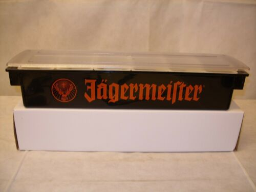JAGERMEISTER - Promo Barware Branded 6-Compartment Condiment Bar Caddy *NEW*
