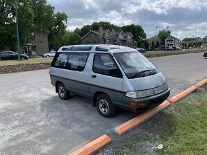 1994 Toyota Townace 2.2L Turbo Diesel 4WD