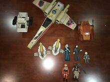 Star Wars vintage lot figures and ships Woodvale Joondalup Area Preview