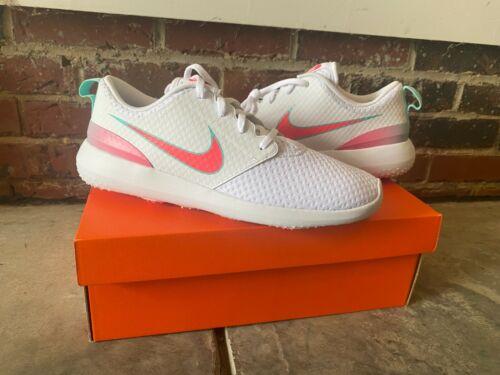 New Nike Golf Roshe G Mens Size 9.5 Shoes #CD6065-124 $80