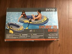 Inflatable boat/raft