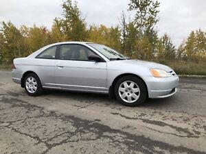 Civic 2002 148000km