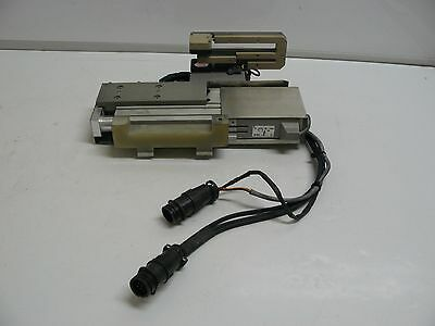 SMC LX-250A-BC-100S ELECTRIC ACTUATOR WITH ALLEN BRADLEY 42KA-D2JNFC-A2