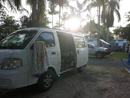 KIA PREGIO Campervan Cairns Cairns City Preview