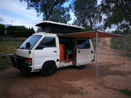 Toyota Hiace Poptop Van RWC 6 MONTHS Rego