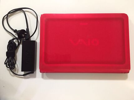 Sony VAIO 14 Inch C Series Laptop (Red)
