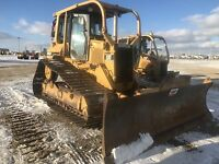 Skid steer operator with class 3