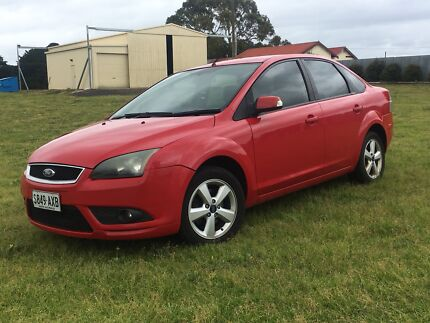 2007 Ford Focus 2.0 LX manual