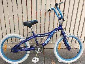 """Schwinn 20"""" Kids Bike"""