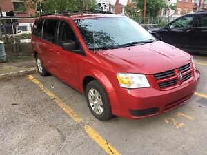 Dodge Grand Caravan stow'n go