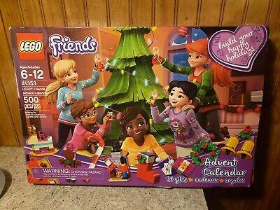 Lego Friends Advent Calendar 41353 - brand new open box