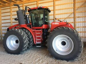 2016 Case 420 4wd Tractor