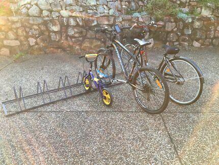 Bicycle rack Lakelands Lake Macquarie Area Preview