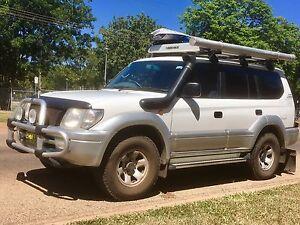 2002 Toyota LandCruiser Wagon Perth Perth City Area Preview