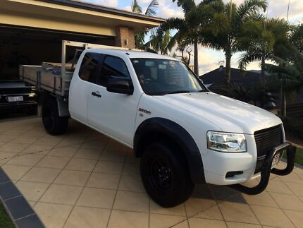 2008 Ford Ranger hi ride space cab Alloy tray Ormeau Hills Gold Coast North Preview