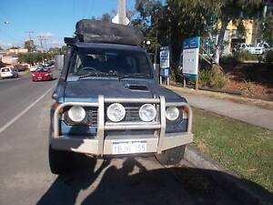 Mitsubishi Pajero 1989 IS NOW WRECKING!!!! Gladesville Ryde Area Preview