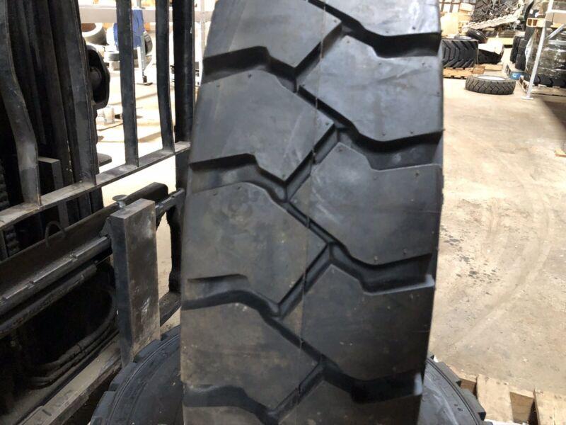 8.25-15 Hauler LT Pneumatic Tire & Rim 6.50-15 Forklift Tires NashLift