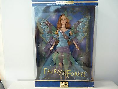 1999 Fairy of the Forest Barbie Doll 1st in Enchanted Fairies Collection  NRFB !