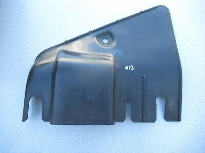 Porsche 911 Engine Compartment Electrical Panel Cover 91161010504 #12