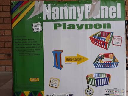 NannyPanel PlayPen