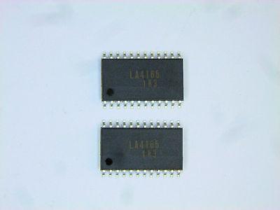 La4165m Original Sanyo 24p Smd Ic 2 Pcs