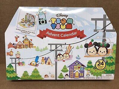 Disney Christmas Tsum Tsum Advent Calendar 24 Days Of Disney New