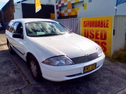 1999 Ford Falcon Wagon 1 Year Roadside Assist