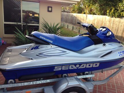 78 Hours! FAST Immaculate SEADOO Muscle Craft Carbi RX Heritage Park Logan Area Preview