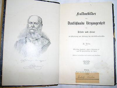 Kulturbilder aus Deutschlands Vergangenheit , 1896
